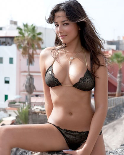 Sexy Jessica Gomes Picture